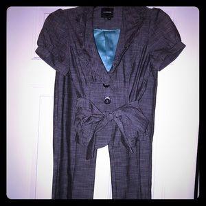 Juniors pants suit